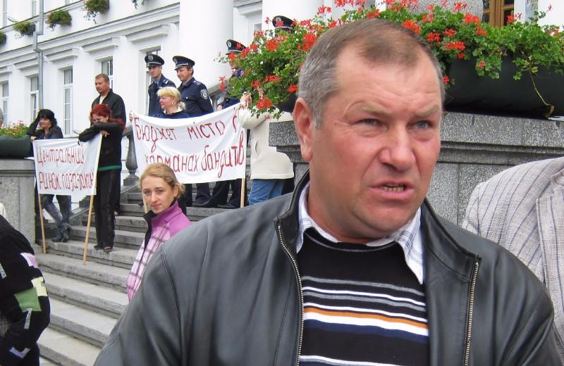 Віктор Передерій. Фото ІВ «Полтавщина»*