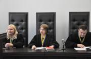 Судді Апеляційного суду Лілія Денисенко, Наталія Голубенко та Володимир Костенко