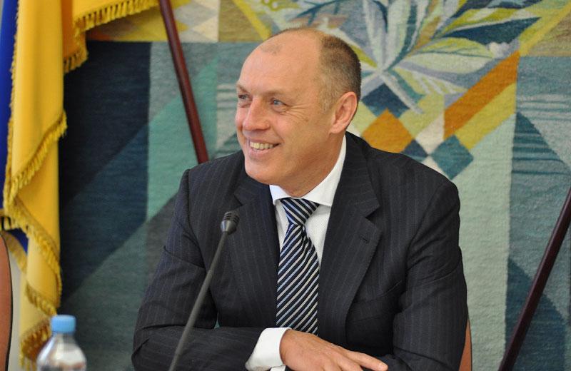 Мер Полтави окупантів не запрошував, але вважає, що російськомовних депутатів обрали полтавці