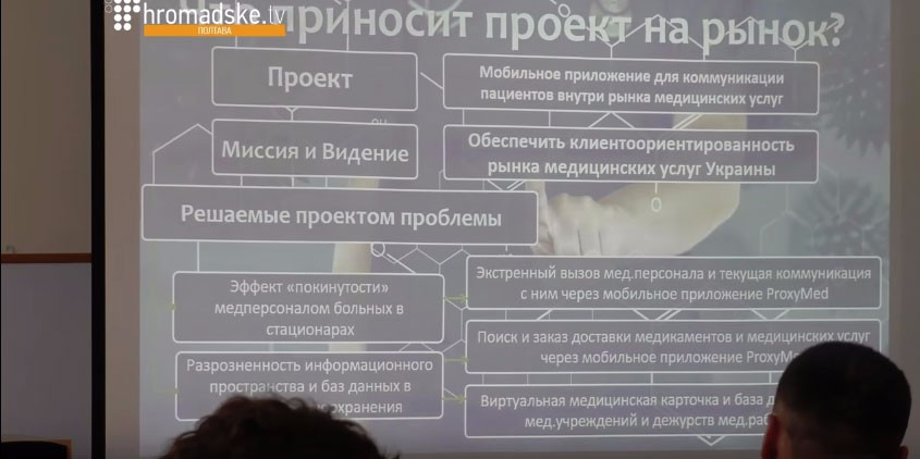 Фрагмент презентації