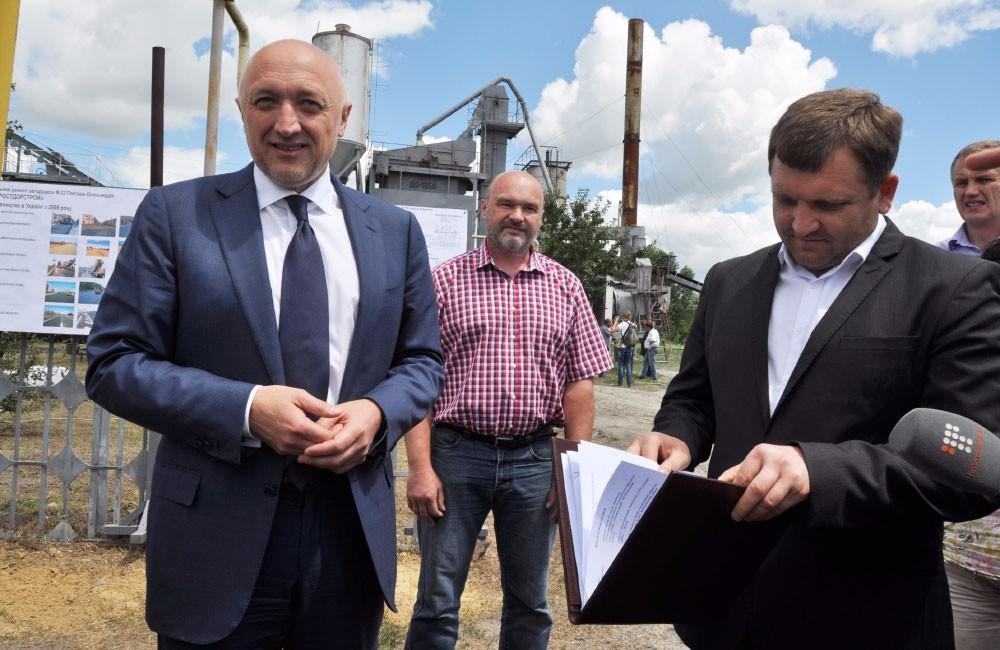 Валерій Головко і Володимир Трояновський