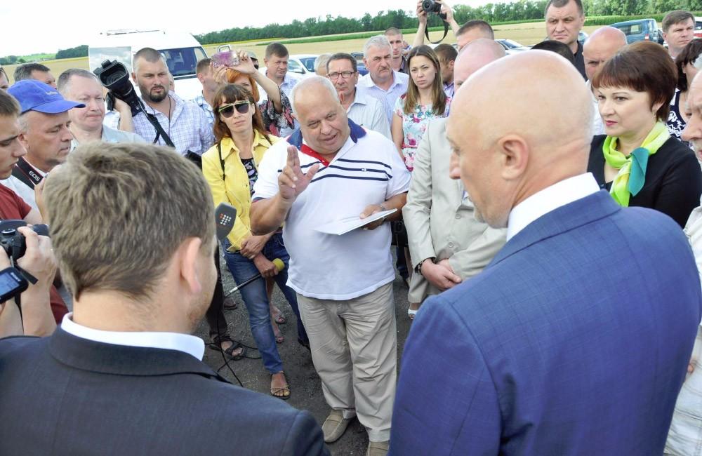 Директор ТОВ «Ростдорстрой» Костянтин Кіосе
