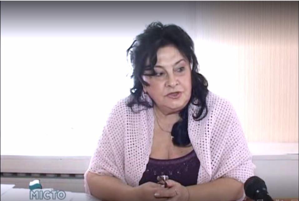 Ольга Кушнерьова