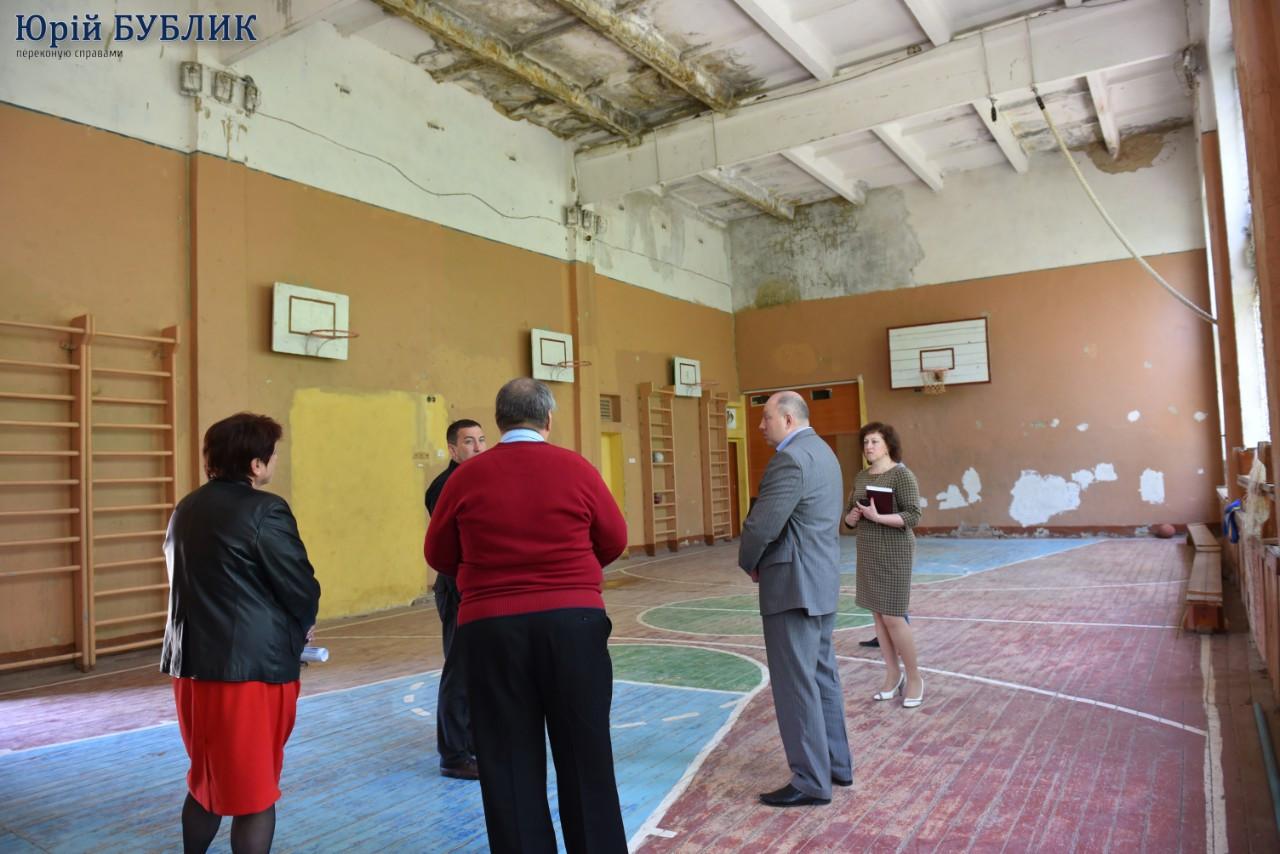 Фото з відвідин Полтавського району