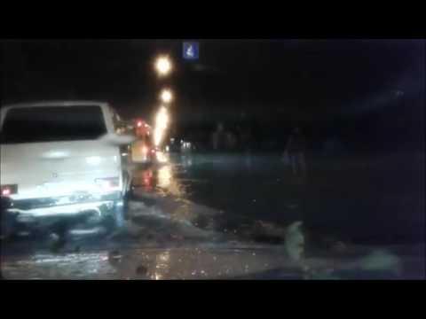Затопленная улица Соборности