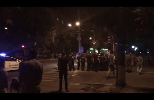 ВКременчуге десятки цыган устроили массовую драку