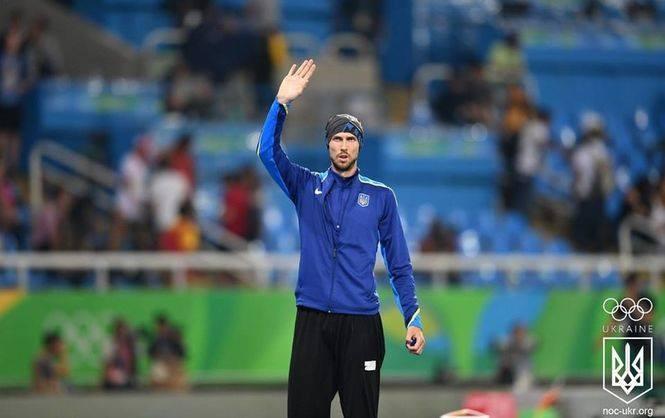Стрибун у висоту, чемпіон світу 2013 року Богдан Бондаренко виграв бронзову медаль