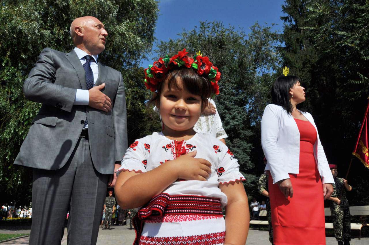 Валерій Головко, Вероніка Чепіга та Оксана Деркач