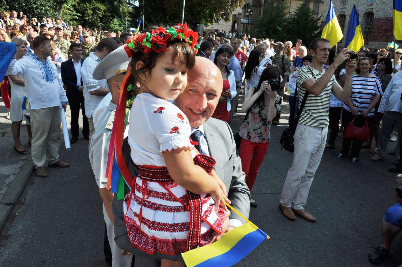 Вероніка Чепіга та Валерій Головко