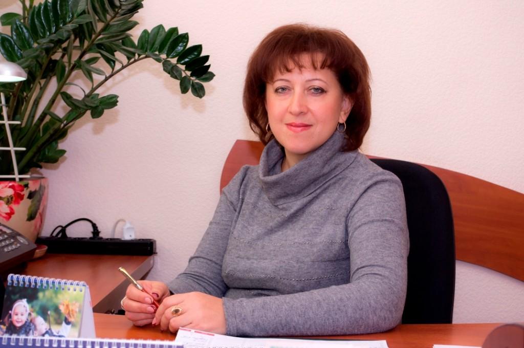 Оксана Гончаренко