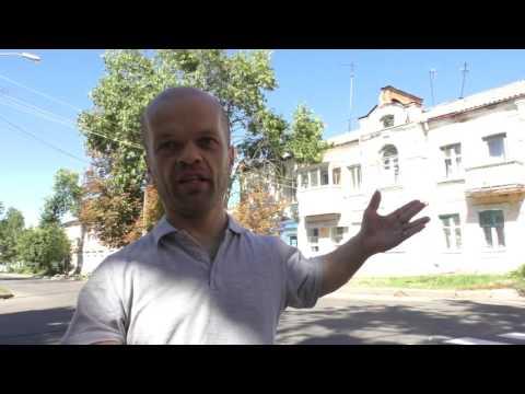 Полтава 8.9.2016 Тарас Токарь: За три дня решили проблему