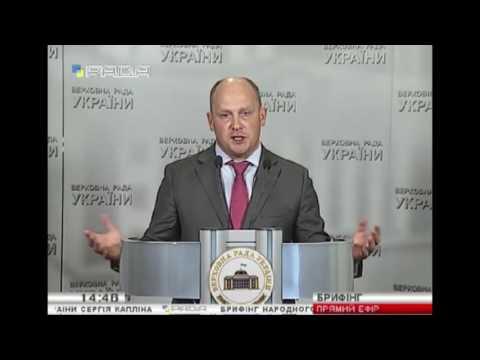 Каплін: антиНародний фронт іде на дно і намагається потопити добросовістні проукраїнські партії