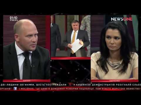 Каплін про можливість виходу НФ з коаліції через відставку Авакова