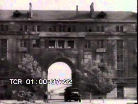 Видео Полтава в 1944 году