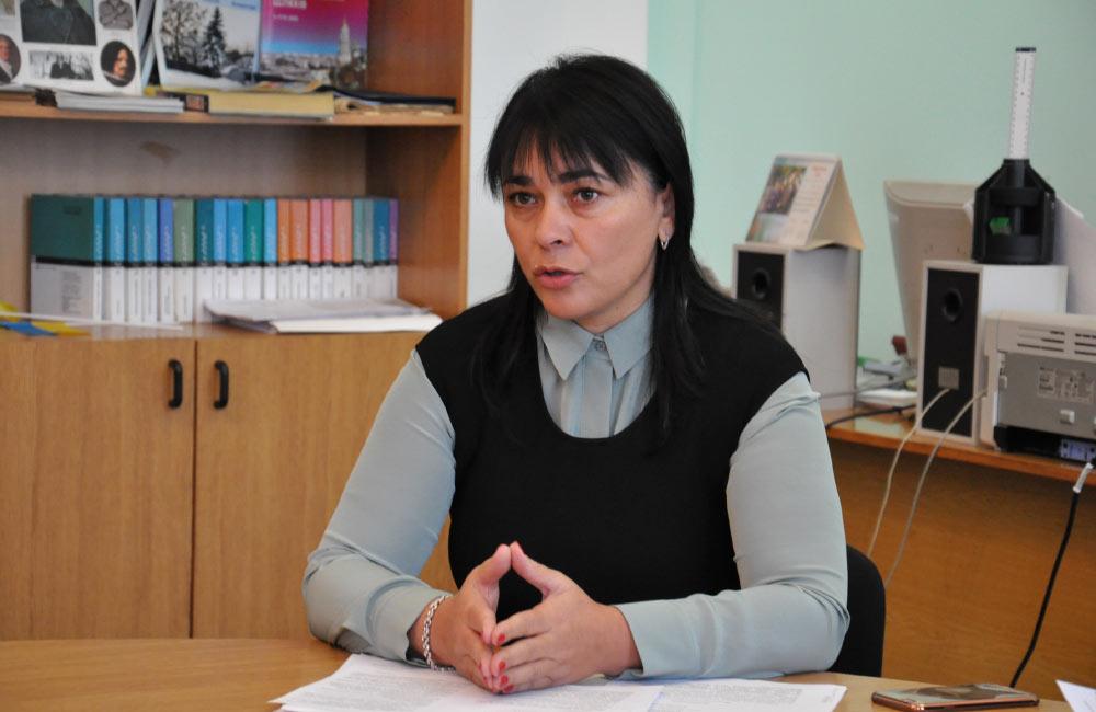 Оксана Деркач, секретар Полтавської міськради