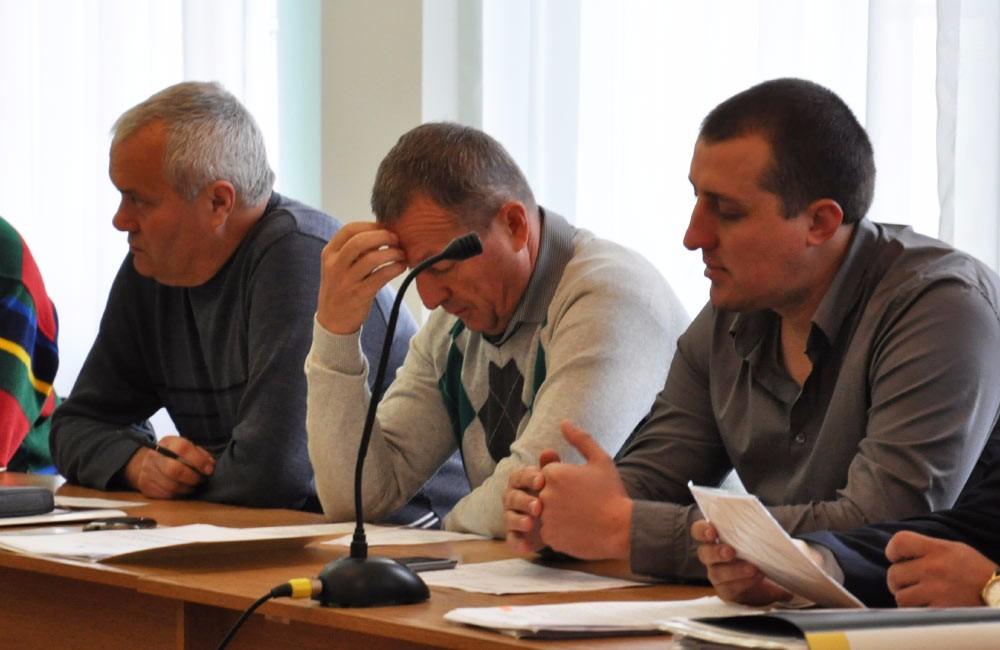 Володимир Печериця, Юрій Бойко та Юрій Синяк
