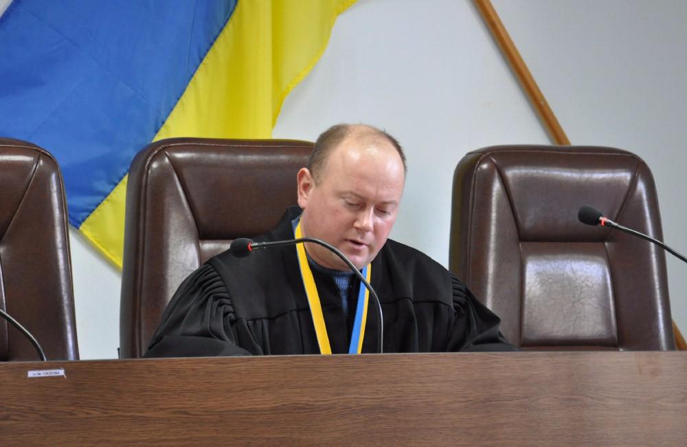 Суддя Анатолій Потетій