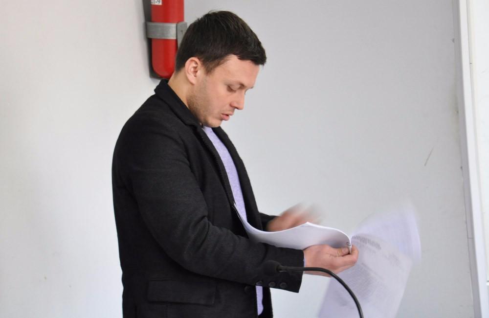 Адвокат Борис Семенко