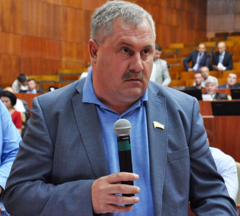 Депутат Полтавської обласної ради Іван Сидоренко