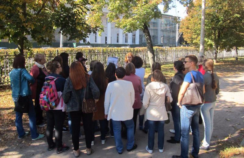 Тематична екскурсія  «Навчальні заклади Полтави 18-19 ст.»