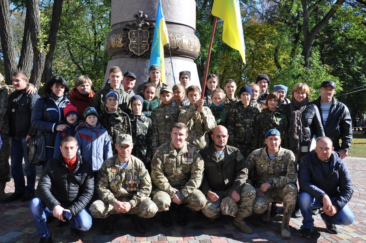 Бійці 95-ї аеромобільної бригади.