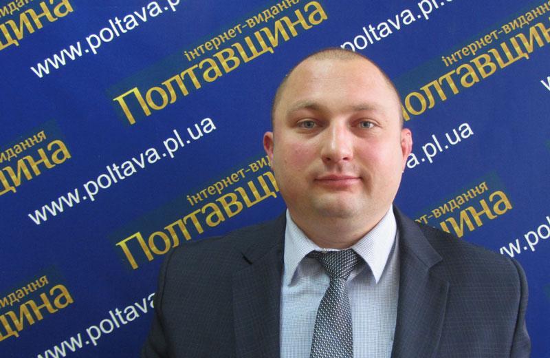 Віктор Волошин, претендент на посаду головлікаря Полтавського психоневрологічного диспансеру