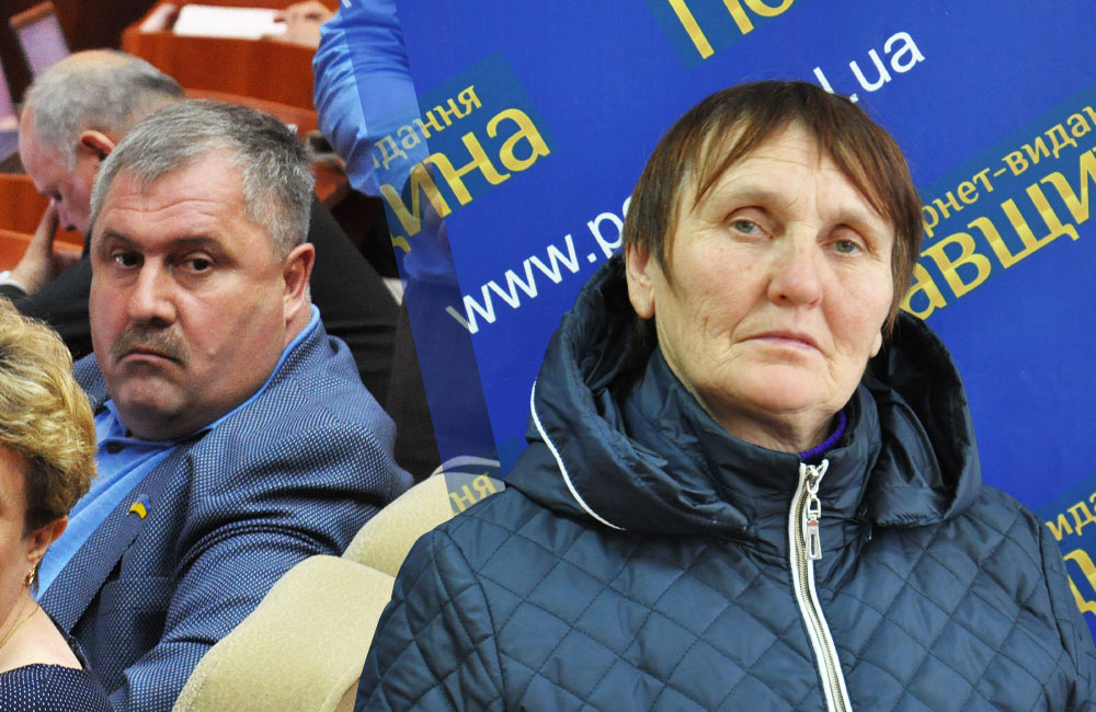 Іван Сидоренко та Ганна Малофєєва