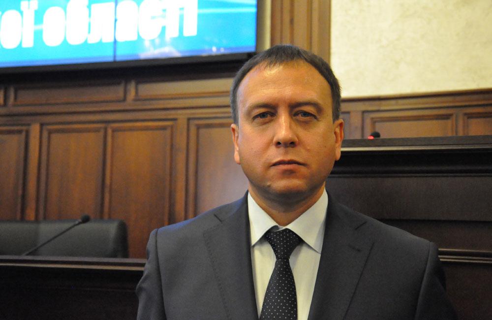Луценко представив нового прокурора Полтавської обл. Кармазіна