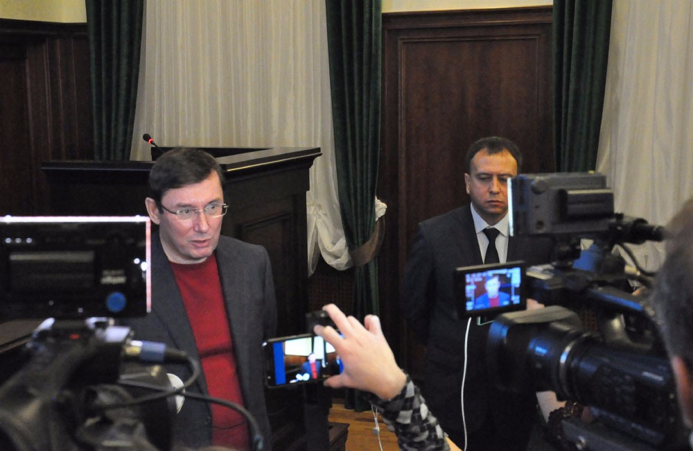 НаПолтавщині призначили нового прокурора