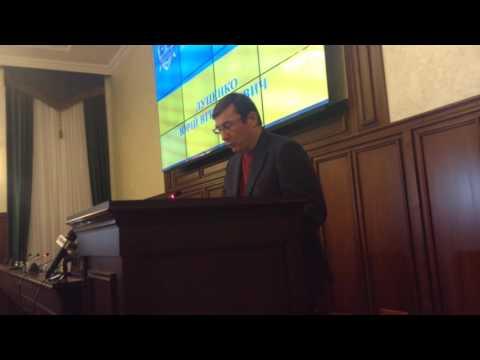 Луценко представив нового прокурора Полтавської області