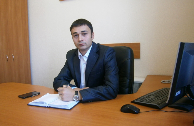 Олексій Власенко, директор УУБ