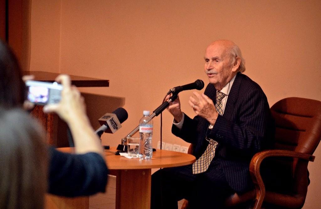 Рік тому Богдан Гаврилишин був у Полтаві | Фото Анни Ютченко