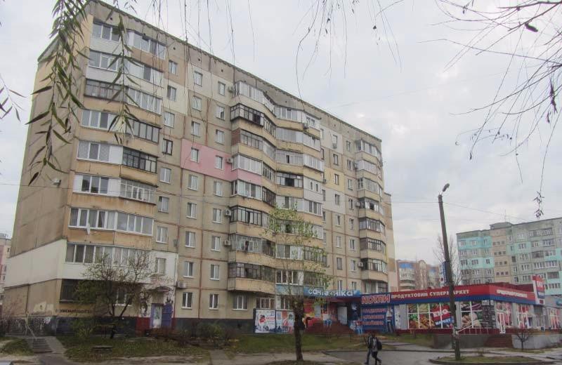 Бульвар Богдана Хмельницького, 5 (корпус 2)