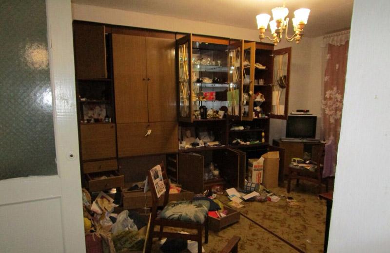 Убийство идва разбойных нападения произошли вПолтавской области