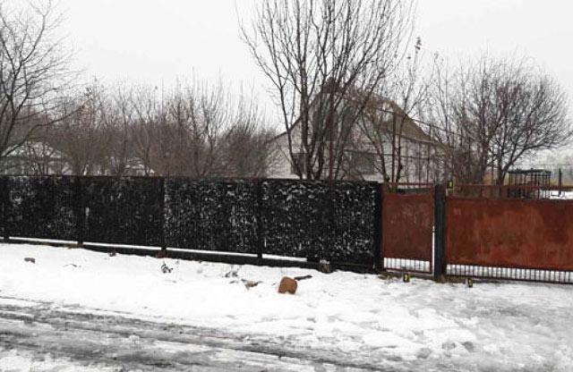 ВПолтавской обл. водвор частного дома бросили гранату