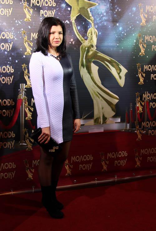 Марта Зелінка-Хобзей, переможниця номінації «Кращий молодий медичний працівник»