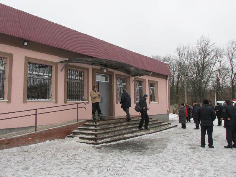 Нова автостанція Решетилівки