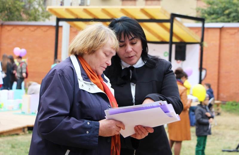 Секретар міської ради Оксана Деркач бере активну участь у розбудові Інституту розвитку міста