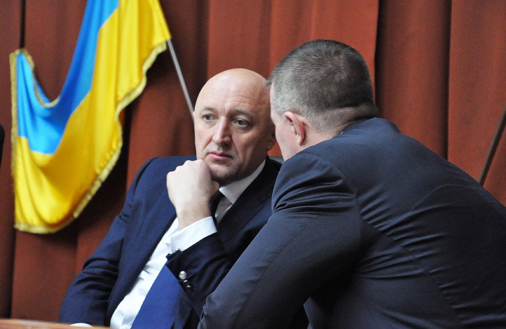 Валерій Головко та Геннадій Коваленко