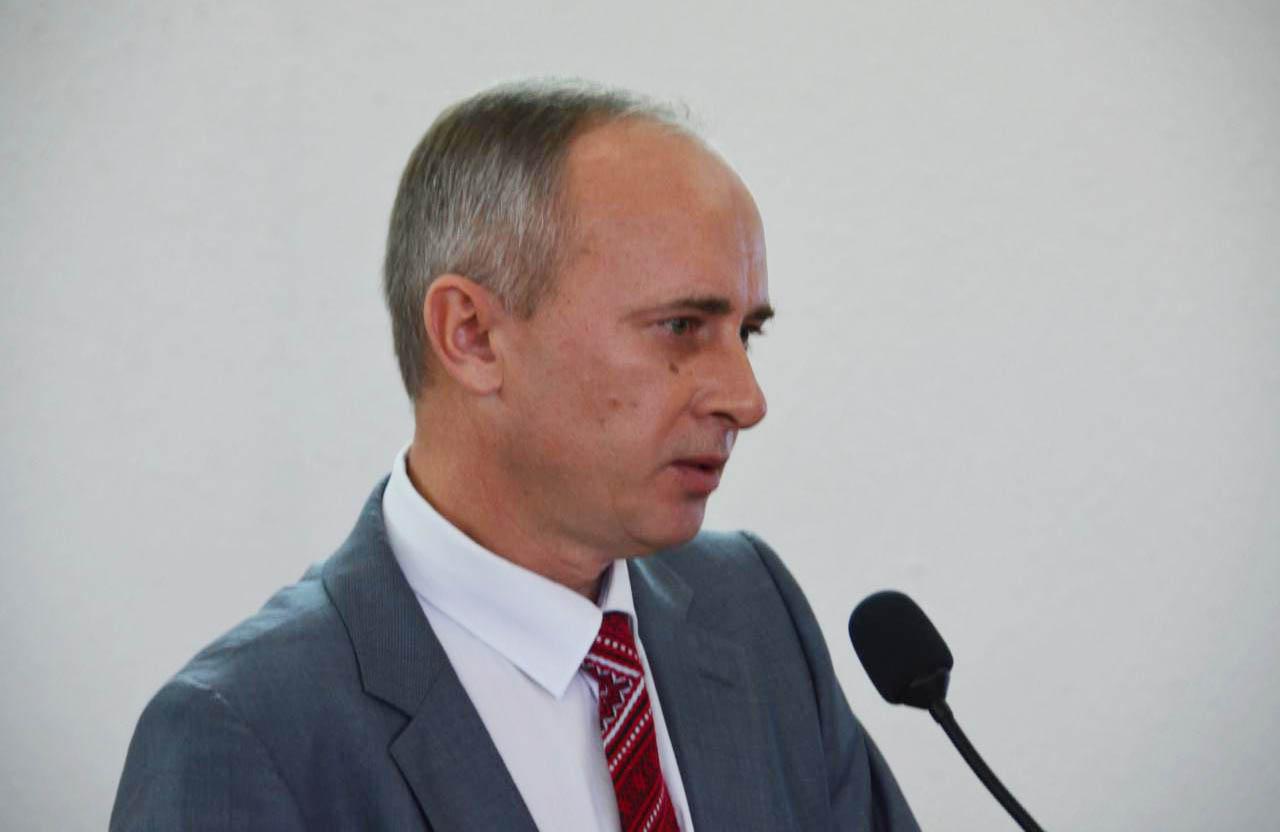 Володимир Носенко, перший заступник начальника Головного управління Пенсійного фонду Полтавщини