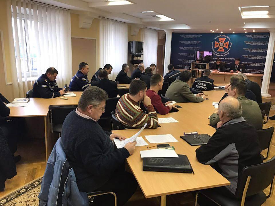 Селекторна нарада представників усіх регіонів країни з Міністром Геннадієм Зубком