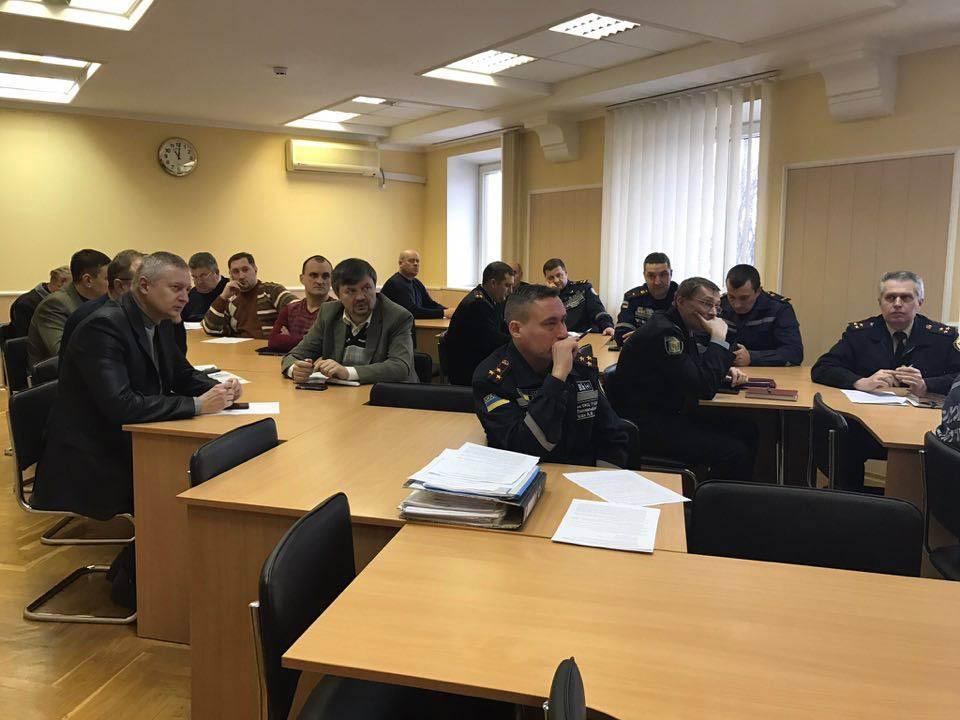 Засідання оперативного штабу