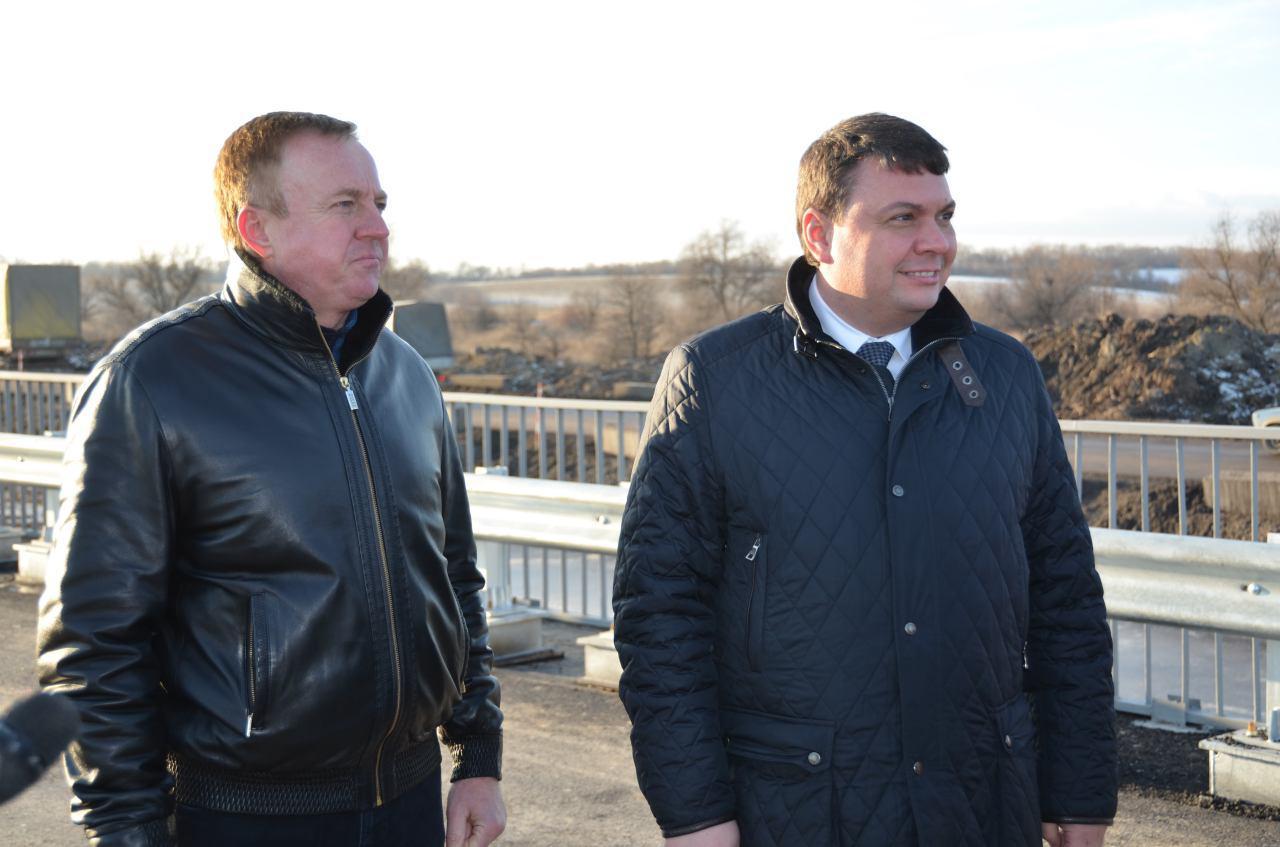 Євгеній Холод і Андрій Пісоцький