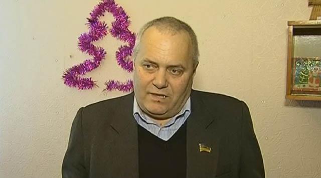 Депутат Полтавської міськради Володимир Печериця