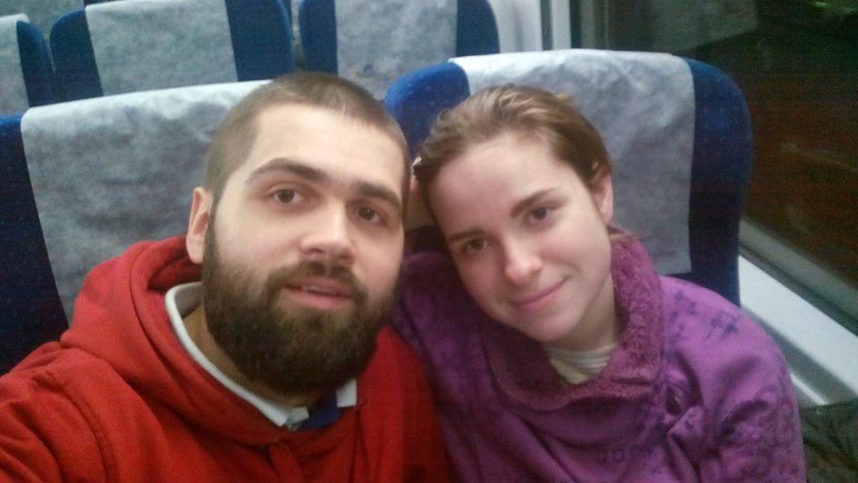 Втомлені, але у потязі