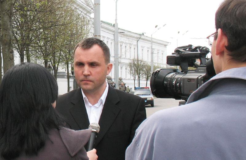 Віктор Бажан у квітні 2010 року