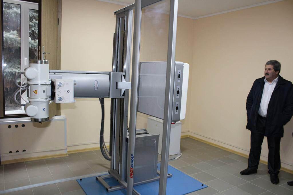 Сучасний цифровий рентгенологічний комплекс обслуговуватиме мешканців Миргородського району