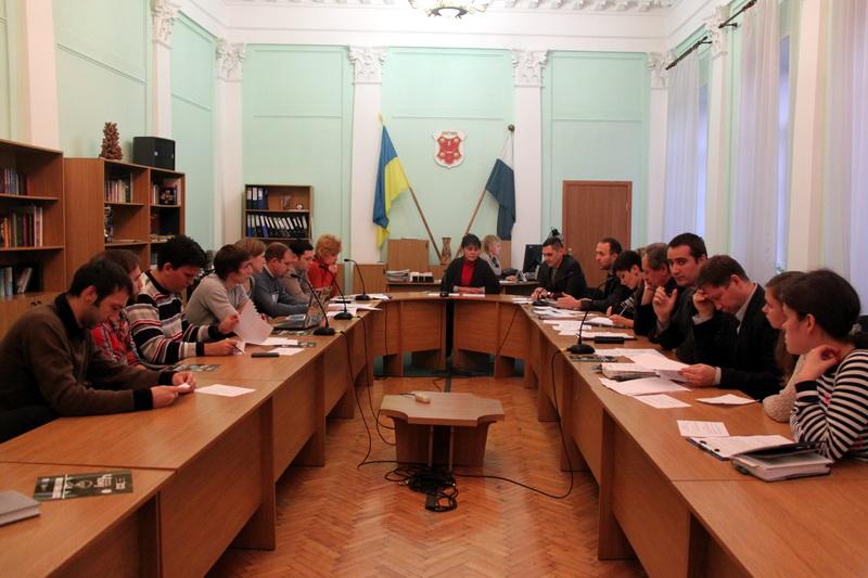 Засідання Робочої групи з питань розвитку велоінфраструктури