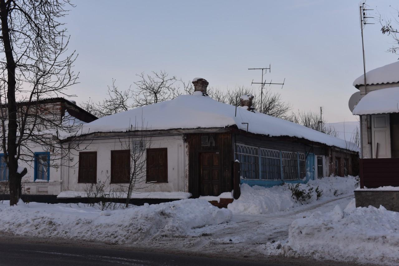 Будинок у Полтаві
