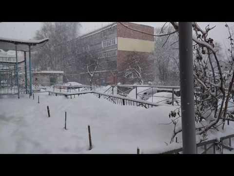 """""""А снег идет..."""""""
